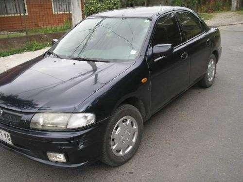 Mazda Artis 1999 Excelente Estado En Concepci U00f3n
