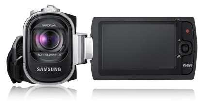 Vendo videocámara ssd smx-f40 * conversable *
