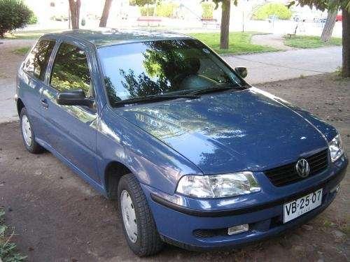 Volkswagen año 2002 modelo gol 3 puertas, motor 1.0 c.c. super economico