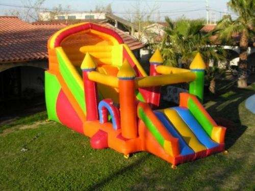 Venta y fabrica de juegos inflables, castillos, obstaculos y toro mecanico
