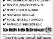 RADIO TAXI RAYO SECTOR MAIPU, SANTIAGO, ETC.