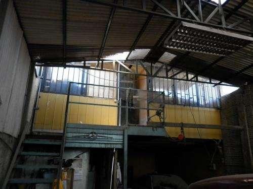 Taller mecánico, bodega, comercial, industrial, pintura