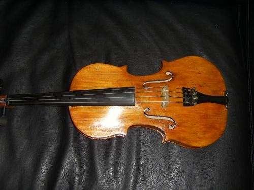 Clases de violin a domicilio