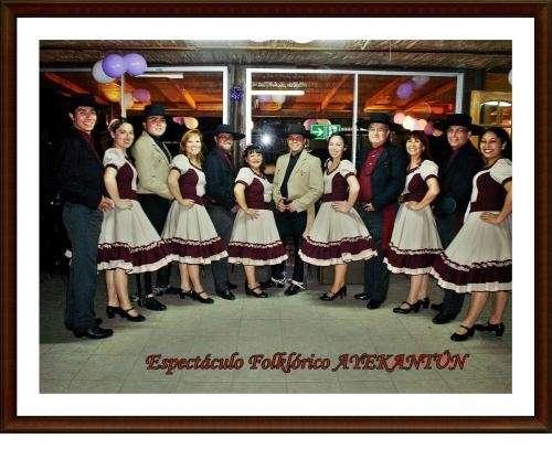 Audicion grupo folklorico