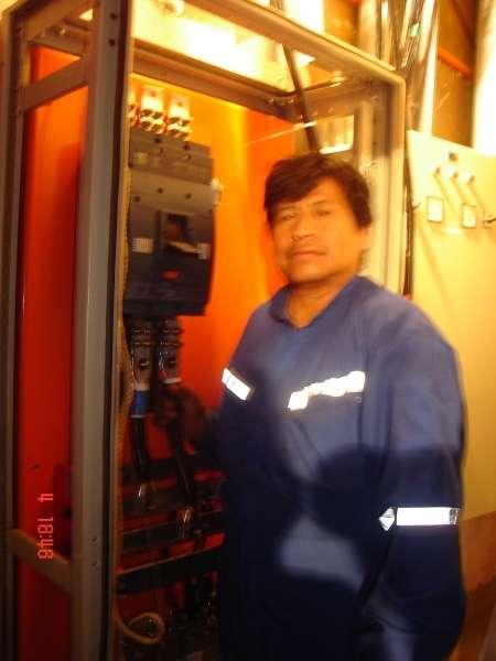 Tecnico electricista industrial www.serviciosatm.com