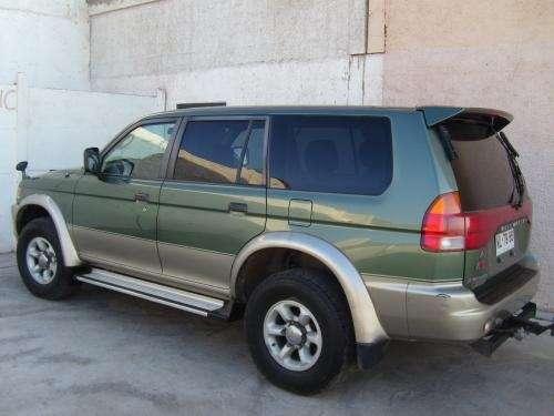 Vendo montero modelo challenger 1996 $4.800.000.- automatica 4x4