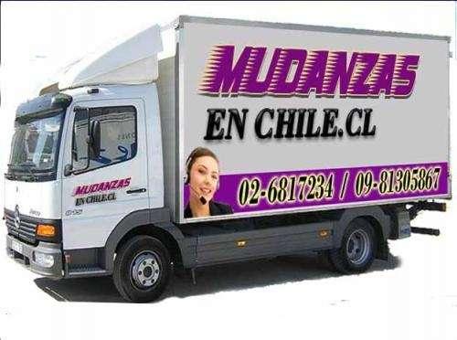 Mudanzas 02-6817234 embalaje basico gratis - santiago