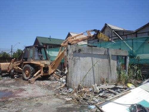 Fotos de Demoliciones, retiro de escombros 2