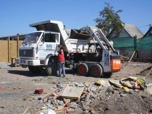 Fotos de Demoliciones, retiro de escombros 3