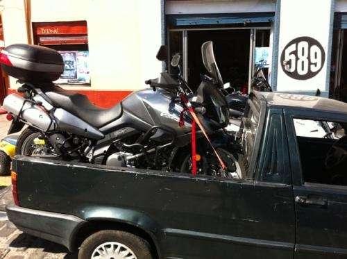 Transporte de motos 095853055, grua de motos experiencia seriedad
