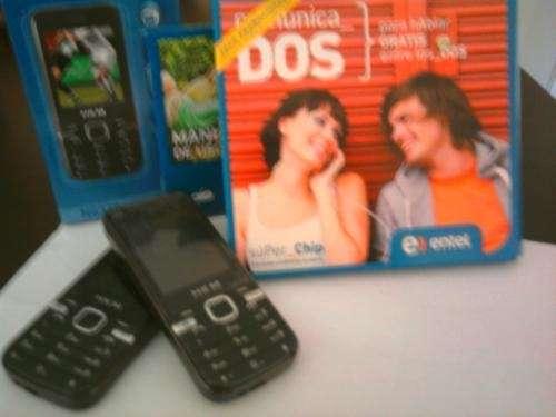 Se vende celulares entel comunica2 nuevos 50.000