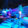 arriendo de mobiliario , ambientacion :  Anemona diseño y decoracion