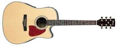 Vendo guitarra ibanez aw40ce nt