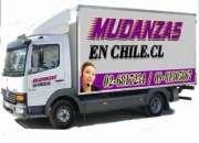 Mudanzas de oficinas 02 6817234 casas, oficinas y dptos. chile