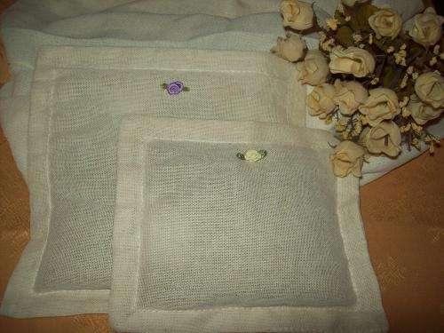 Las bolsas de semillas naturales