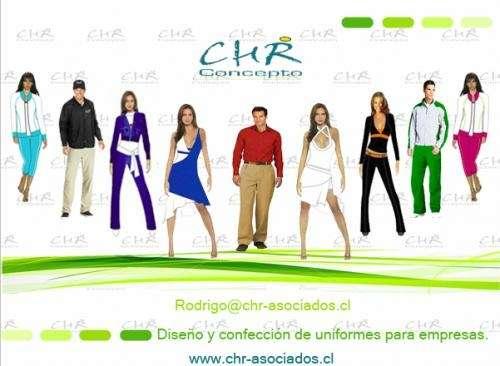 Diseño y confección de uniformes para empresas. en Región ... b7d0309a50ce7