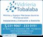 Vidriería Providencia Las Condes Vitacura