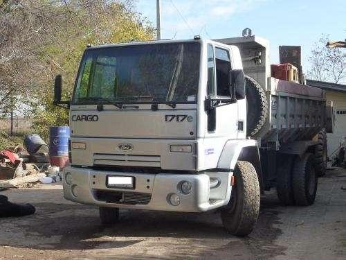 Ford cargo 1717 tolva año 2007