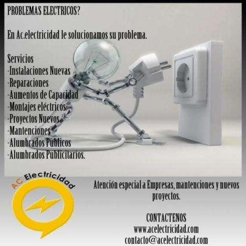 Electricistas santiago