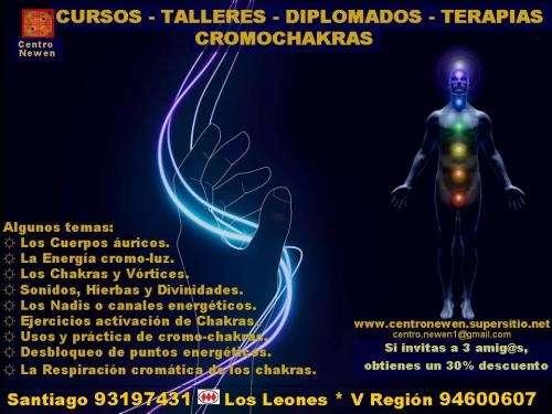 Cromochakras. ?la terapia de los colores y los centros energéticos?.
