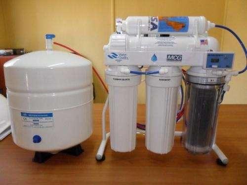 Plantas tratamiento de aguas por osmosis inversa