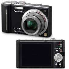 Camara panasonic zs7 12.1 mpx zoom optico 12, video hd, gps