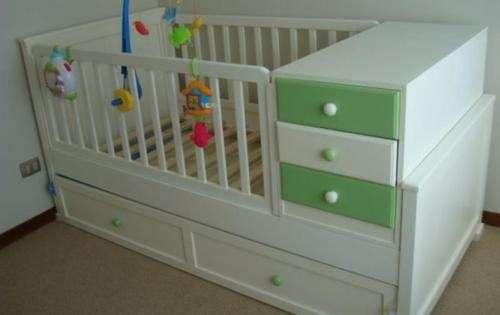 Cosas De Madera Para Bebes.Muebles De Madera Para Bebes A Medida Santiago