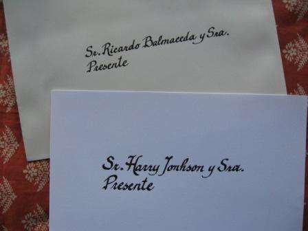 Caligrafia partes matrimonio, diplomas, letra englishscript,
