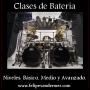 Clases de Bateria / Santiago de Chile.