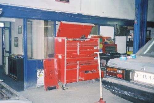 Vendo equipos y herramientas para taller automotriz