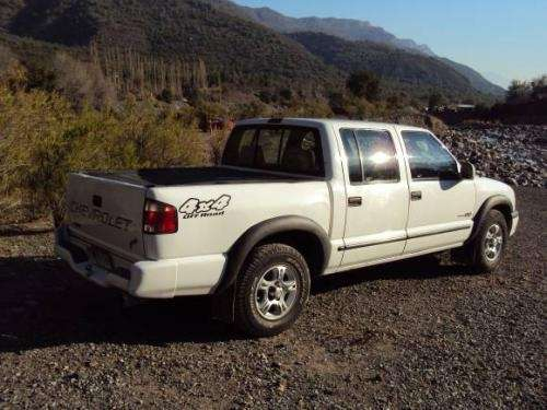 Chevrolet apache s10 4x4