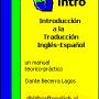 Manual INTRO para traducir del Inglés al Español