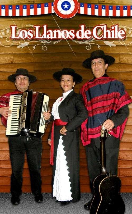 Conjunto folklorico ''los llanos de chile''