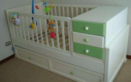Muebles de madera, cunas para bebés, a medida en Santiago - Muebles ...