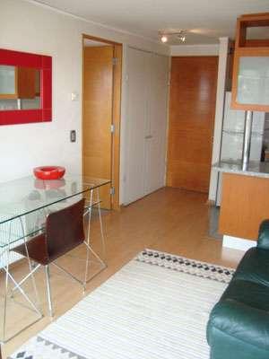 Fotos de Arriendo departamento amoblado metro escuela militar 1 dormitorio en suite, livi 3