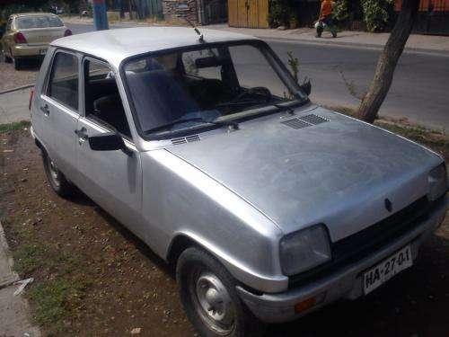 Auto barato renault 5 380.000