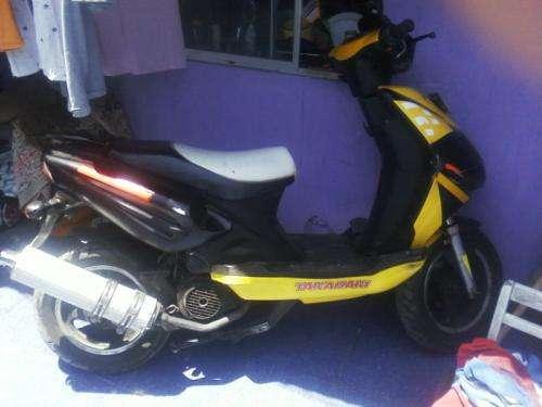 Venta de moto scooter