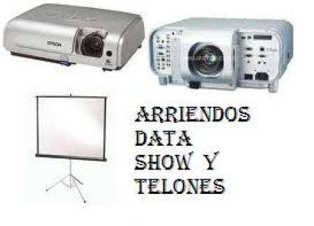 Arriendo data show proyector antofagasta
