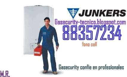 Junkers providencia servicio tecnico en Región Metropolitana