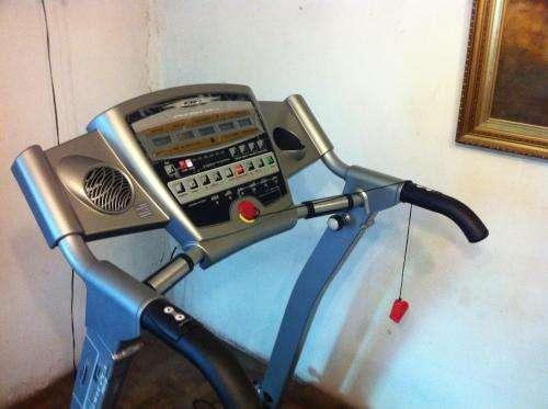 Trotadora bh fitness piooner pro plug and run