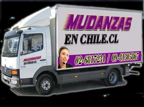Mudanzas en santiago 02-6817234 embalajes y bodegajes