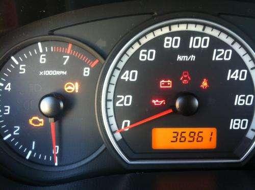 Suzuki swift 2008. automatico, full equipo, poco uso (37000 kms)