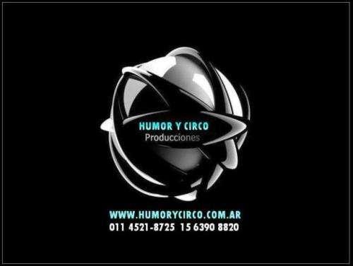 Humorycirco.com.ar / show de circo y artistas de circenses para eventos en chile