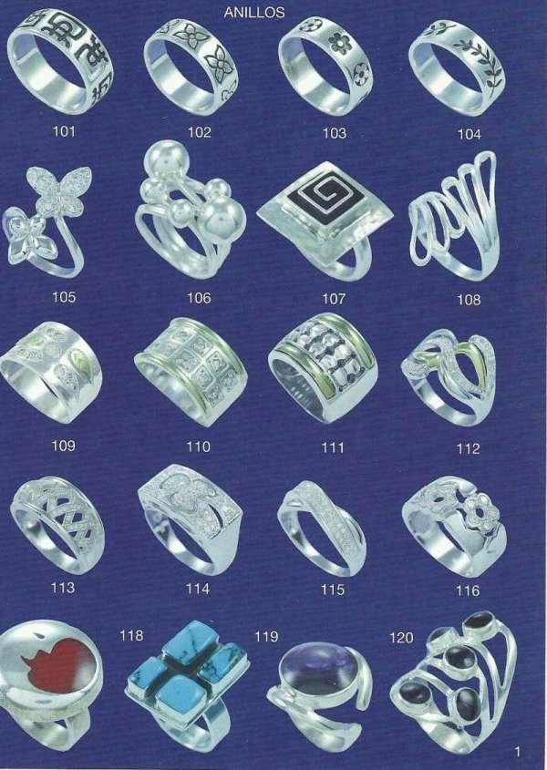 3b561cd998f4 Joyas de plata por mayor - venta por catalogo en Región ...