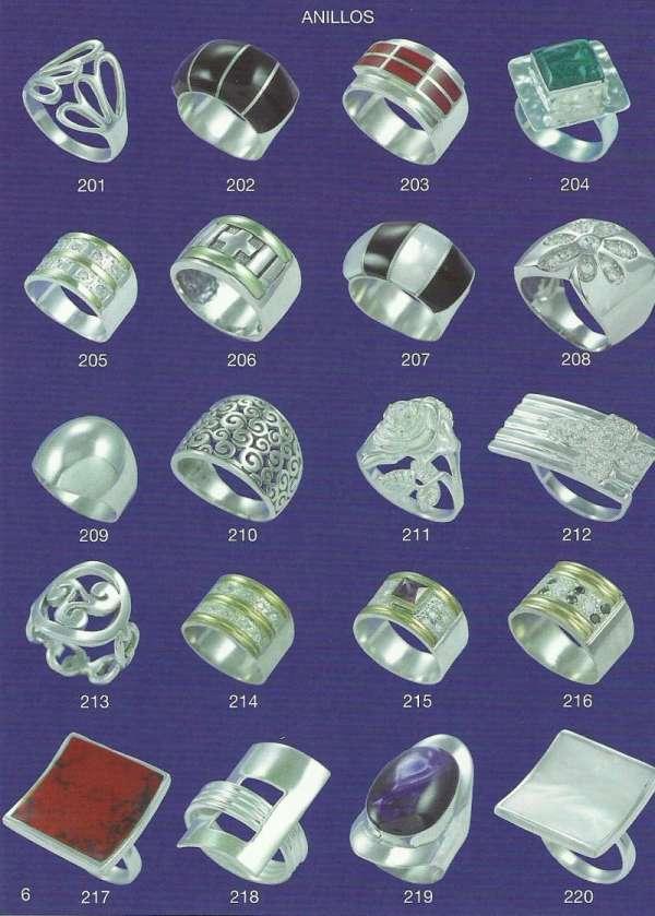 c6323b9eec94 Joyas de plata por mayor - venta por catalogo en Región Metropolitana -  Joyas