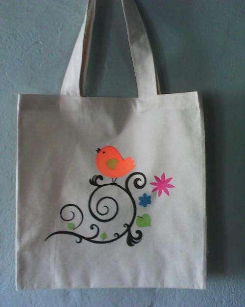 a749c2a54 Bolsas de tela crea cruda - bolsas ecologicas y reutilizables en ...