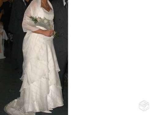Lindo vestido de novia casa blanca!!!
