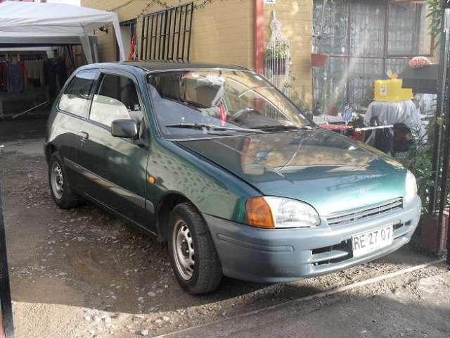 Toyota starlet 1997 - 1.3 económico