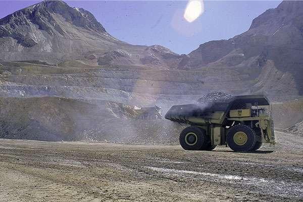 Mina de caliza y oro 400 hectáreas. potencial 6mil millones de dolares