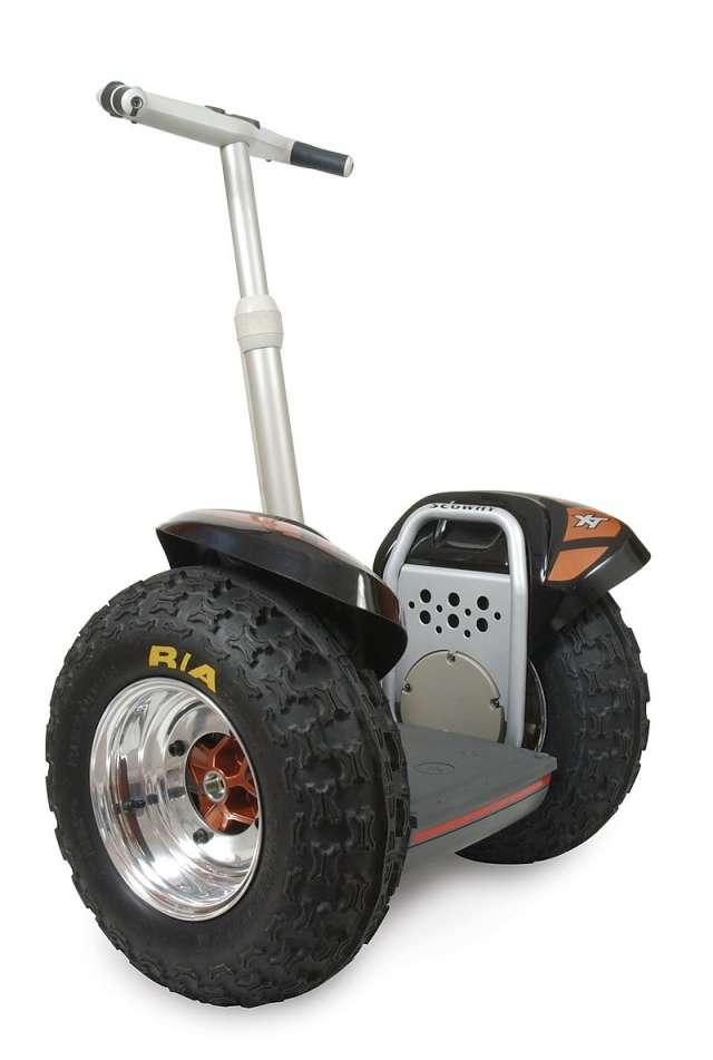 Nuevo modelo de segway (2011 i2, x2, x2 & golf)
